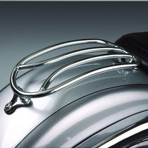 Show Chrome Tubular Solo Luggage Rack for 2005-2009 Suzuki VL800/C50 Volusia