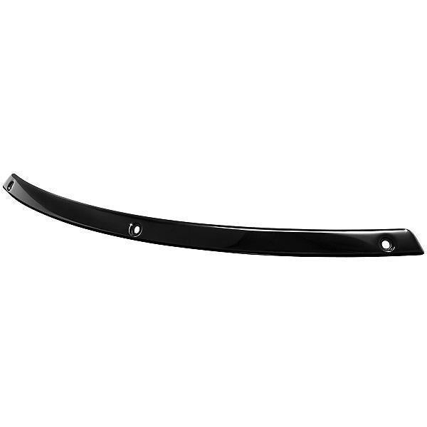 Kuryakyn Black Windshield Trim for Harley Davidson 1996-2013 Electra Glide,  models and AirMaster Fairing