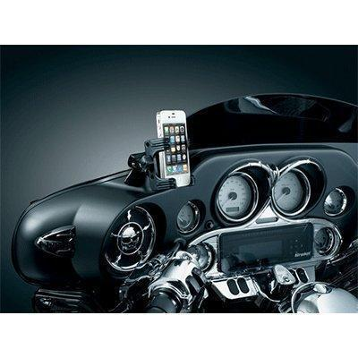 Kuryakyn Tech-Connect Complete Kit for Harley Davidson 1996-2013 Fairings, Electra Glide, Street Glide, Trikes - N/A