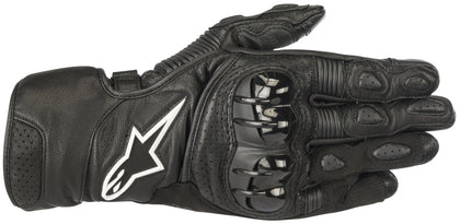 Alpinestars Men's SP-2 v2 Black Gloves - Alpinestars Gloves
