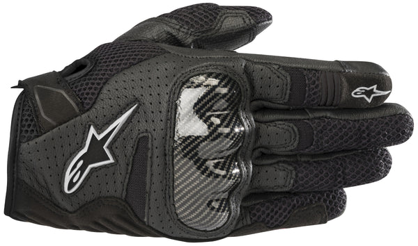 Alpinestars Women's Stella SMX-1 Air v2 Black Gloves - Alpinestars Gloves