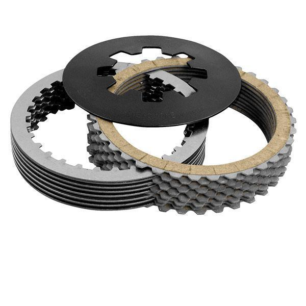 Belt Drives Ltd. Kevlar Clutch Kit for Harley Davidson 1990-97 Big Twin, 1991-2013 XL Models