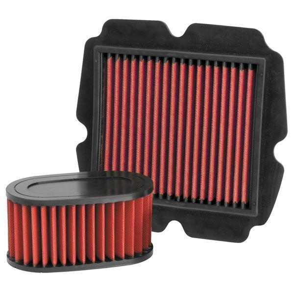 BikeMaster Air Filter for Kawasaki 1999-2000 ZRX1100, 2001-05 ZRX1200 - N/A