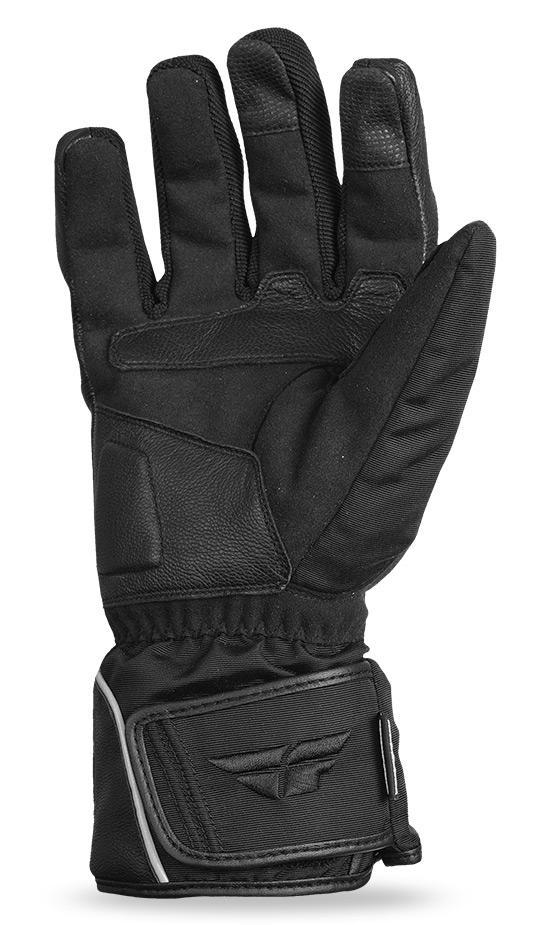 FLY RACING XPLORE GLOVES BLACK Cold Weather Street Touchscreen Compatible