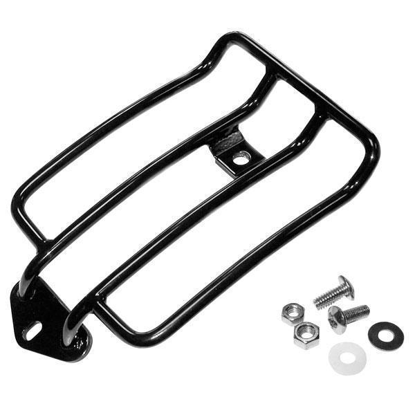 Biker's Choice Luggage Rack for Harley Davidson 2004-13 Sportster Standard models with Solo Seat - N/A