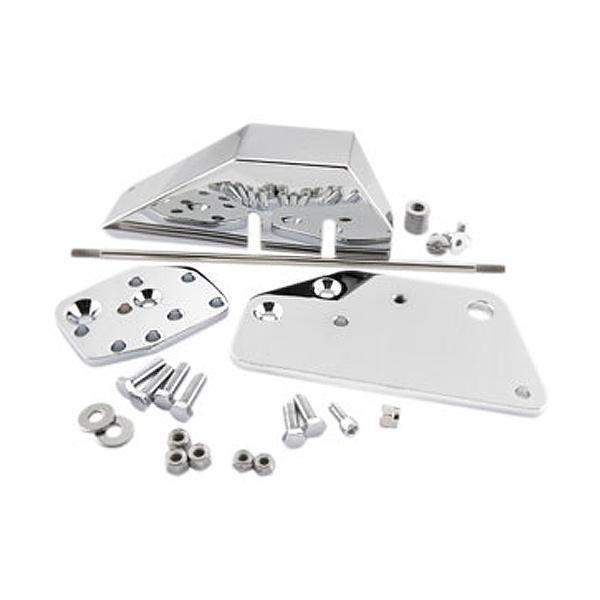 Bikers Choice 2in. Forward Control Extension Kit for 1986-1999 Harley Davidson FLST Softail