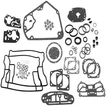 S&S Complete Engine Rebuild Gasket Kit (SH-Series engine, 3-5/8 in. bore) for Harley Davidson 1966-84 Big Twin Models