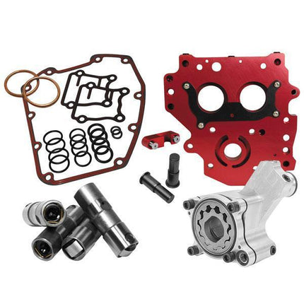 Feuling HP Plus Chain Drive Oil Systems Kit with Conversion Camplate for Harley Davidson 1999-2006 Twin Cam (exc. 2006 Dyna) Models