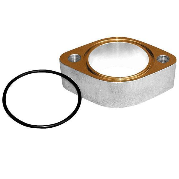 S&S 1in. Spacer Block with O-Ring, 2-1/16in. Opening
