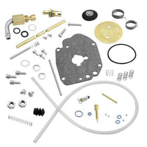S&S Master Rebuild Kit for Harley Davidson Super E Carbs with Regular Gas Inlet