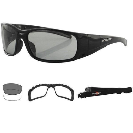 Bobster Gunner Photochromic Convertible Goggle/Sunglasses
