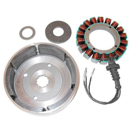 Standard Stator/Rotor 32 Amp Kit for Harley Davidson 1988-99 Evolution Big Twin