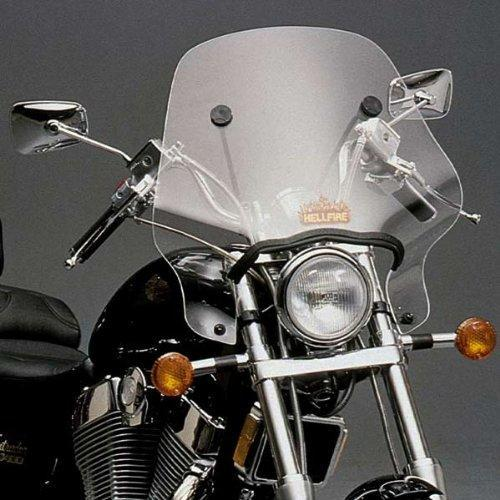 Slip Streamer Hellfire V SS-24V Windshield for 2001-2003 Indian Motorcycles