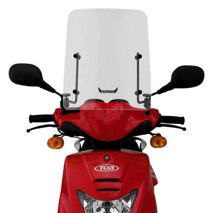 Slip Streamer Scoot 30 Scooter Windshield