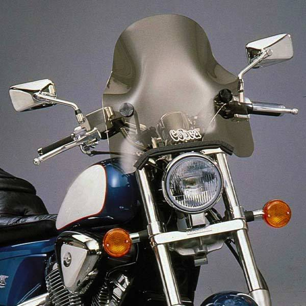 Slip Streamer Cobra S-09 Windshield for 1986-2011 Harley Davidson Motorcycles