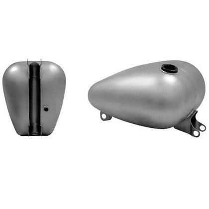 Paughco Axed Single Cap 4.2 Gallon Gas Tank for Harley Davidson 1995-2003 Sportster models