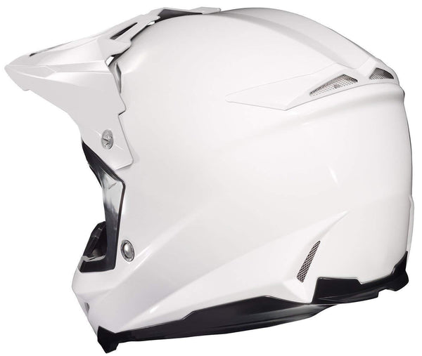 HJC CL-X7 White Snowmobile/Motocross Helmet - N/A