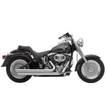 Cobra Speedster Slashdown Chrome Exhaust System for 2012 Harley Davidson Softail Models
