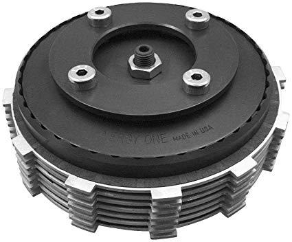 Belt Drives Ltd. Competitor Clutch Kit for Harley Davidson 1998-2013 with Stock Clutch Baskets