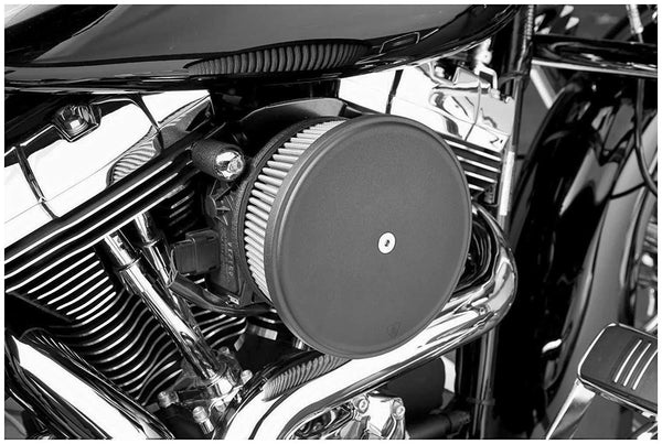 Arlen Ness Team-Ness Big Sucker Stage I Air Filter Kit for 1993-2005 Harley Dav - N/A
