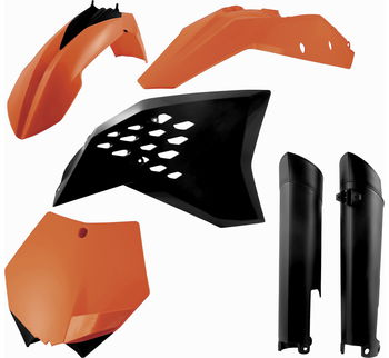 Acerbis Original 10 Plastic Kits for 2007-2010 KTM