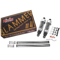 Burly Brand Slammer Chrome Suspension Drop Kit for Harley Davidson 1989-99 Softail
