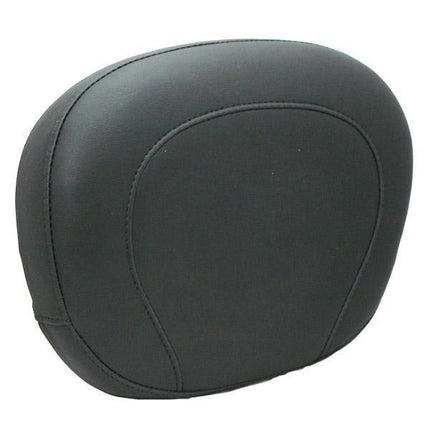 Mustang 12x9 Smooth Passenger Backrest Pad for Harley Davidson 1994-2014 Road King, 1997-2014 FLHT/FLTR, 2006-14 FLHX