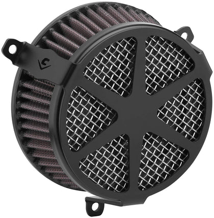 Cobra Spoke Air Cleaner for Harley Davidson 2000-13 Softail, Dyna models - [product_type]