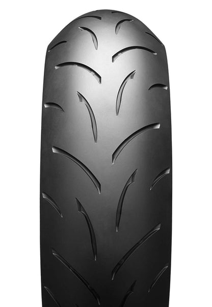 Bridgestone Battlax BT-015 OEM Replacement Rear Tire - [product_type]