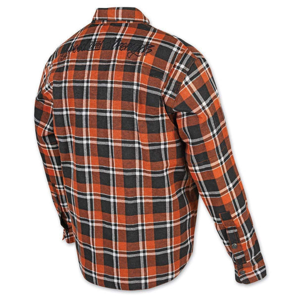 Speed and Strength Black Nine Mens Reinforced Moto Shirt - N/A