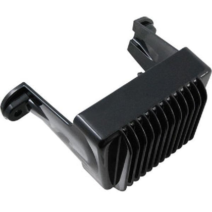 HardDrive Black Regulator for 2008-2013 Harley Davidson Dyna models