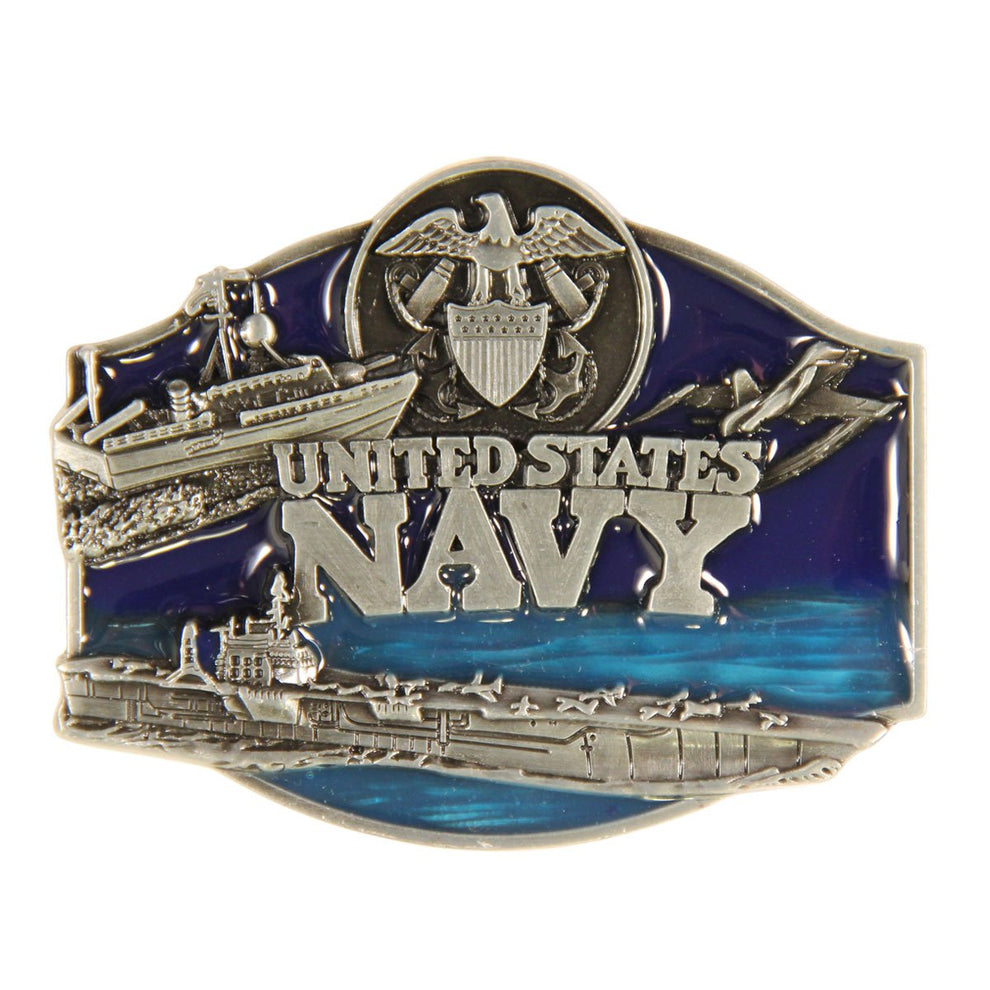 United States Navy Buckle