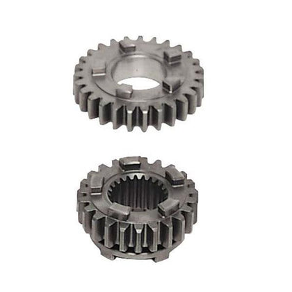 Andrews 5-Speed Big Twin Transmission 27 Tooth 2nd Counter/3rd Main Gear Set