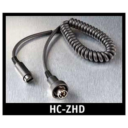 J&M HC-ZHD Z-Series Lower-section 8-pin Cord for 1998-2011 Harley 7-pin Audio Systems