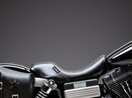 Le Pera Bare Bones Up Front Solo Seat for Harley Davidson 2004-05 Dyna (exc. FXDWG)