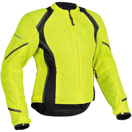 Firstgear Womens DayGlo Mesh-Tex Jacket