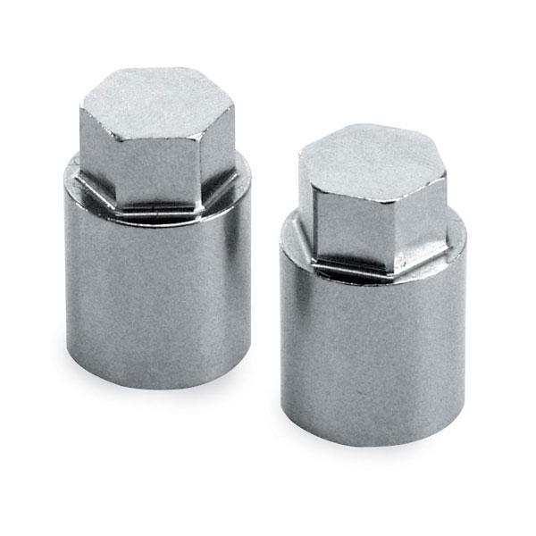 S&S Stainless Steel Base Nuts for Harley Davidson Shovelhead engines