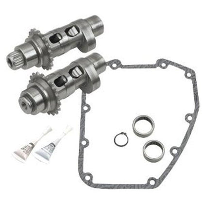 S&S 585 Chain Drive Easy Start Cam Kit for Harley Davidson 2006-13 FXD, 2007-13 Big Twin models