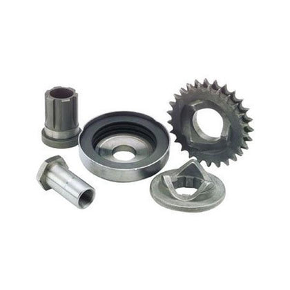 Twin Power Compensating Sprocket and Cover Kit for Harley Davidson 1990-93 Softail models with 24 Tooth Sprocket