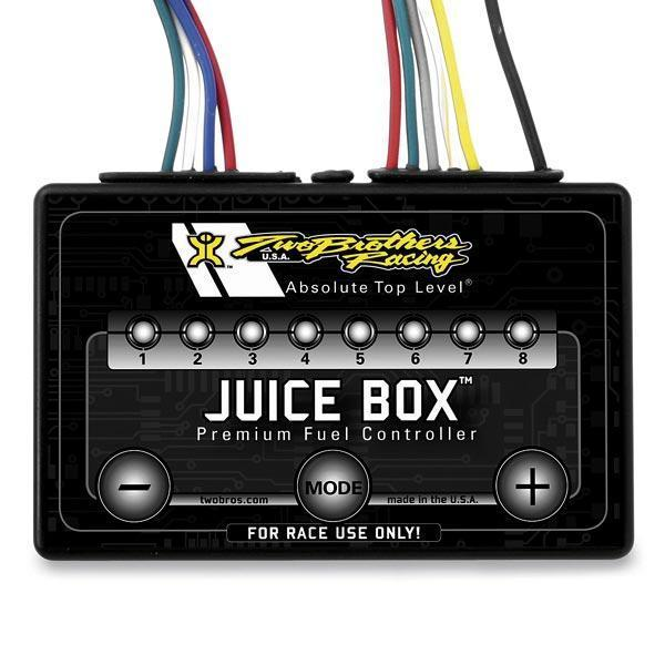 Two Brothers Racing Juice Box Premium Fuel Controller for 2007-2009 Kawasaki Z1000