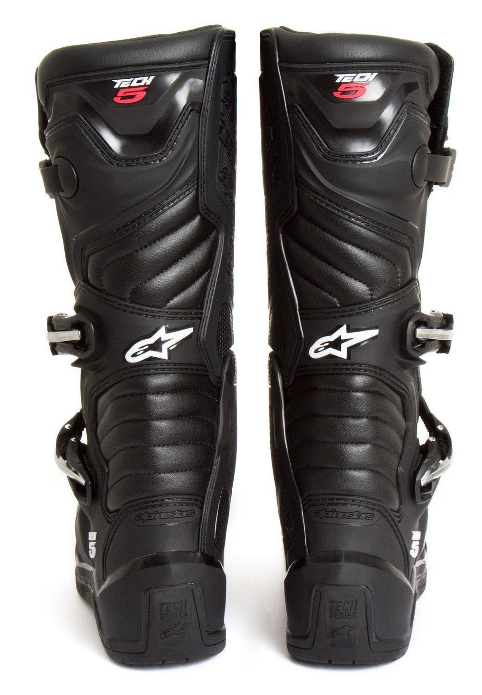 Alpinestars Tech 5 Men's Black Motocross Boots