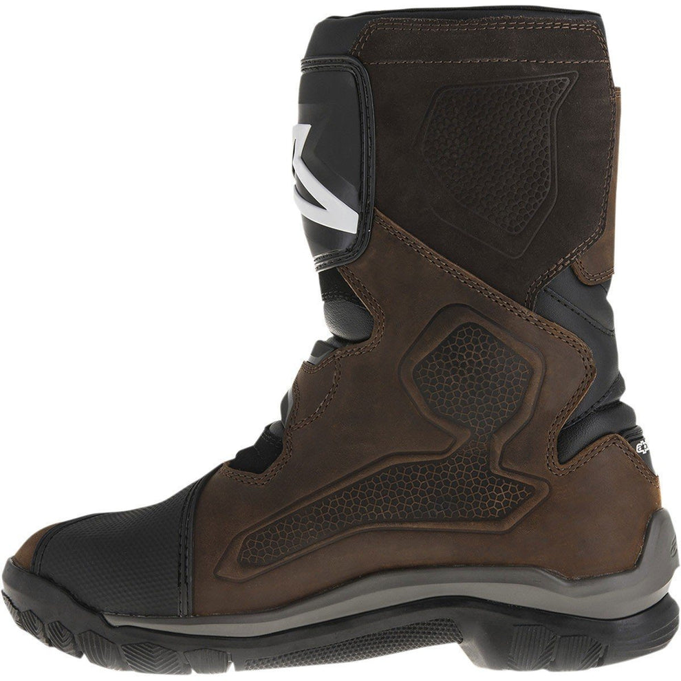 Alpinestars Belize Drystar Men's Brown Motorcycle Boots
