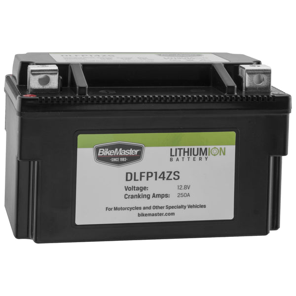 BikeMaster DLFP-14ZS Lithium-Ion Battery - N/A