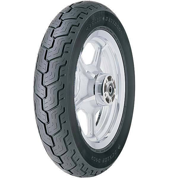 Dunlop D402 Harley-Davidson Blackwall Rear Tire