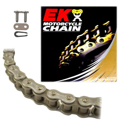 EK 530DR2 Chrome 130 Link Drag Bike Chain