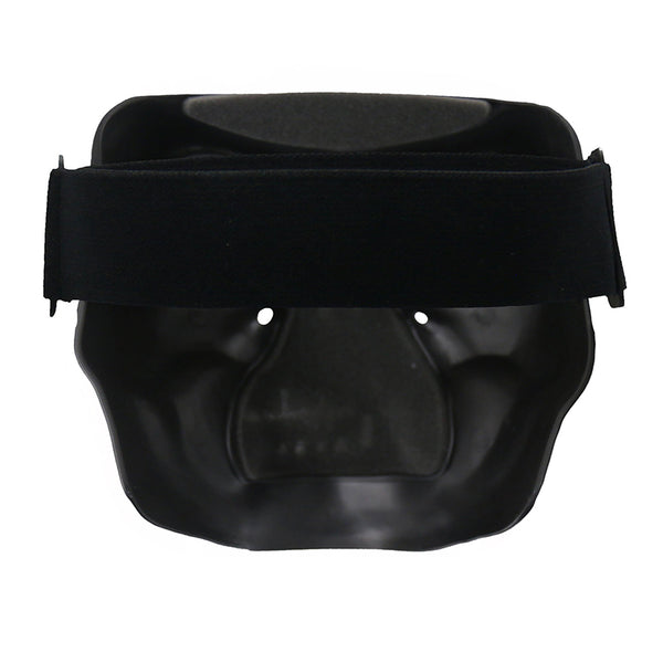 Hot Leathers FMP1004 'Black Skull' Polypro Face Mask with G-Tech Lenses - Hot Leathers Face Masks