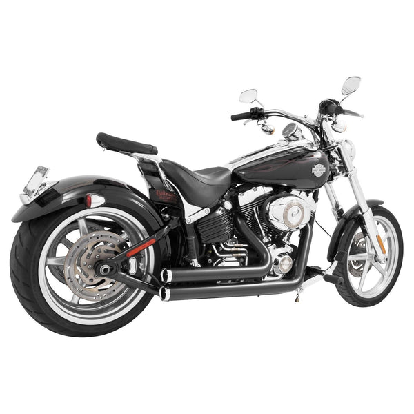 Freedom Performance Independence Shorty Exhaust for Harley Davidson 1986-2013 Softail