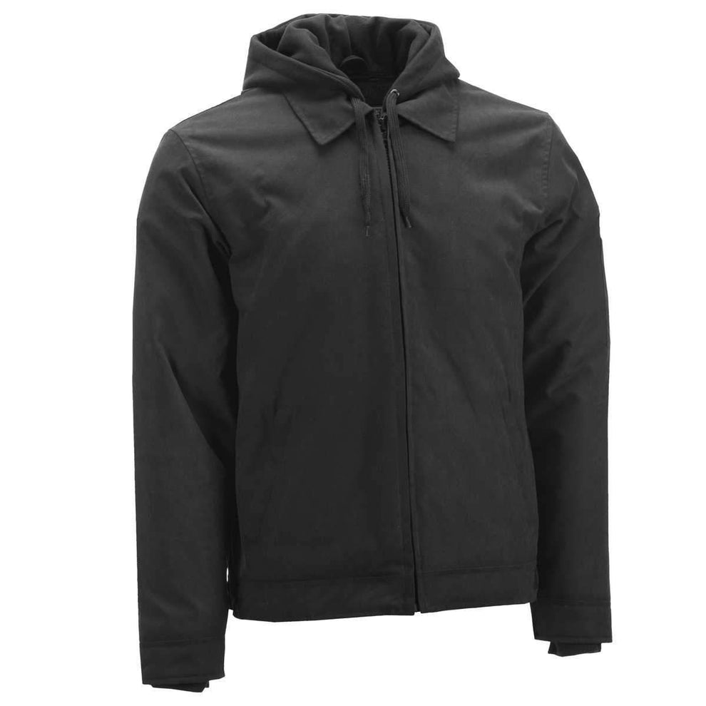 Highway 21 Gearhead Men's Black Textile Jacket