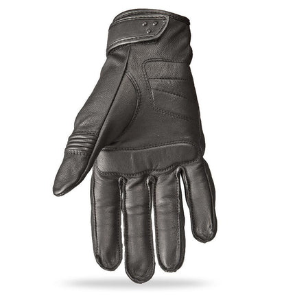 Highway 21 Ivy Women's Black Leather Gloves