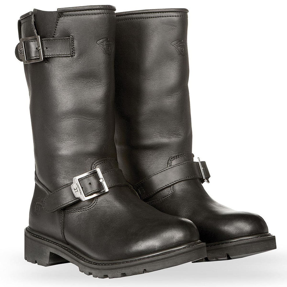 Highway 21 Primary Men's Leather Engineer Boots